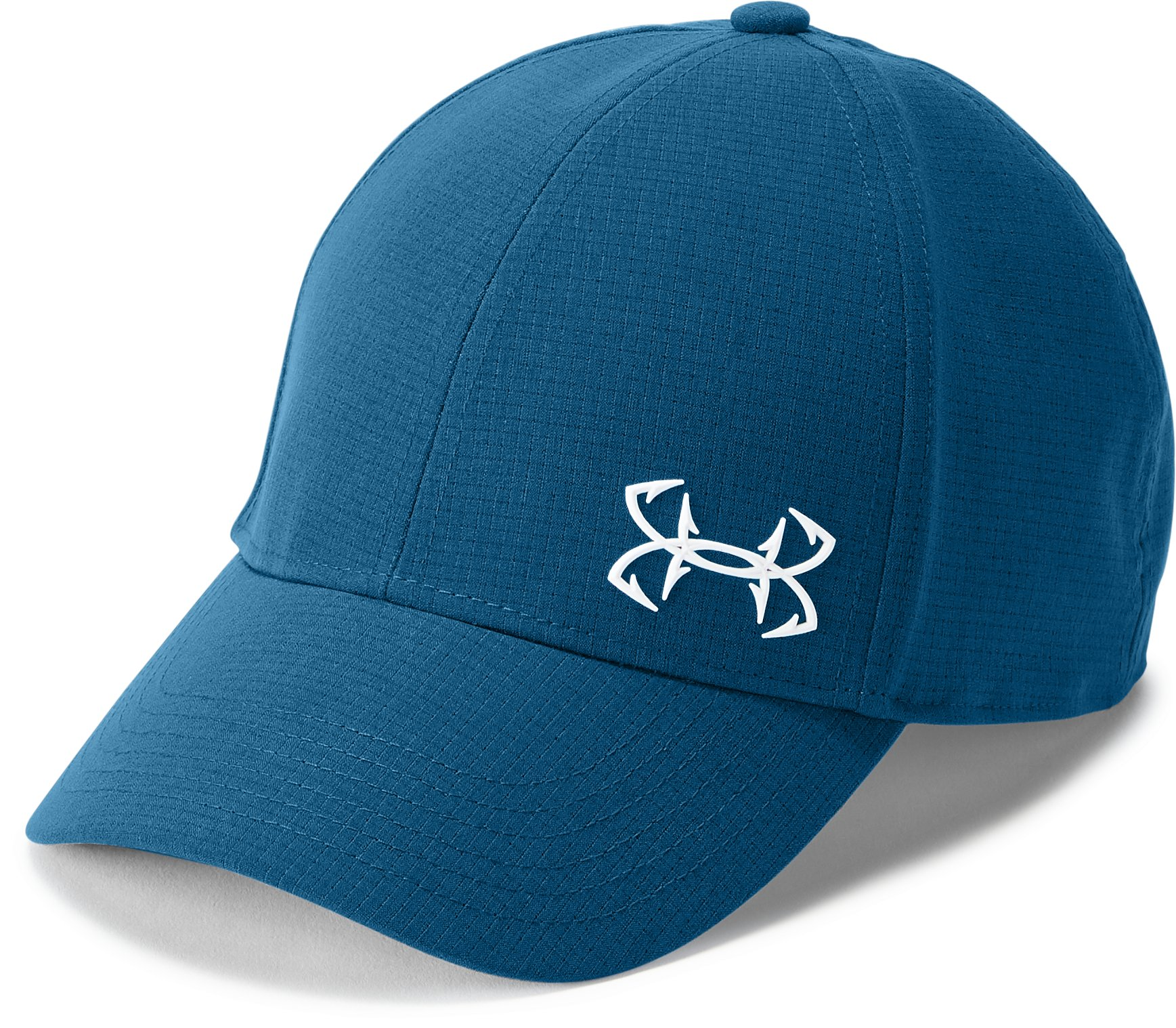 Women's UA ArmourVent™ Fish Hook Cap, MOROCCAN BLUE,