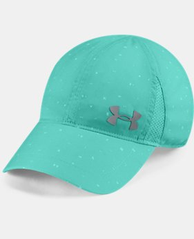 Girls' UA Shadow Cap  3  Colors Available $16.5