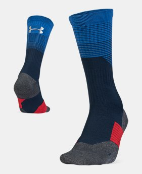 255efebe1 Adult UA ArmourGrip® Crew Socks 1 Color Available $28