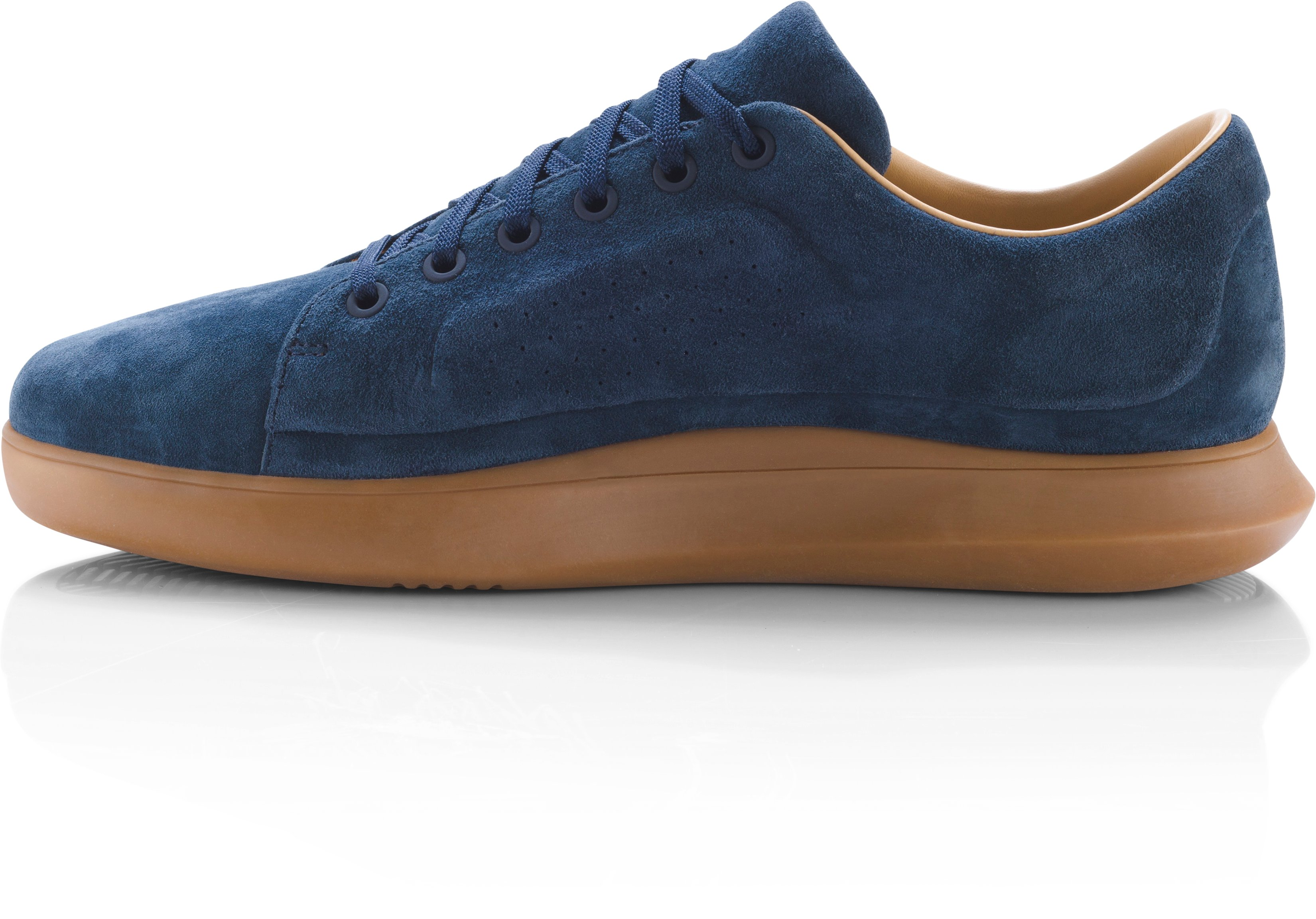 Men's UAS Club Low Suede, Navy,
