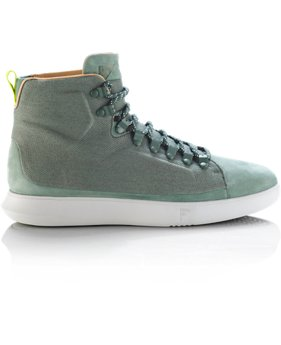 Men's UAS Club Mid Canvas  1 Color $112.99