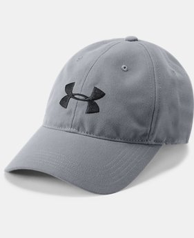 Men's UA Core Canvas Dad Cap  1  Color Available $22