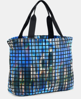 Women's UA Cinch Printed Tote  1  Color Available $40