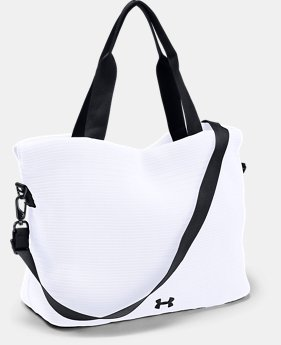 Women's UA Cinch Mesh Tote  1  Color Available $54.99