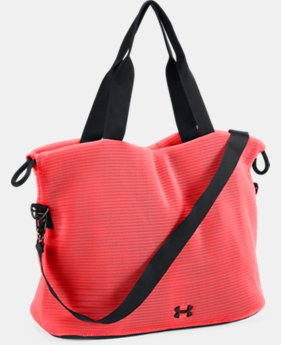 Women's UA Cinch Mesh Tote  1  Color Available $54.99 to $60