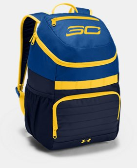 New Arrival Boys' SC30 Curry Fry Backpack  1  Color Available $45