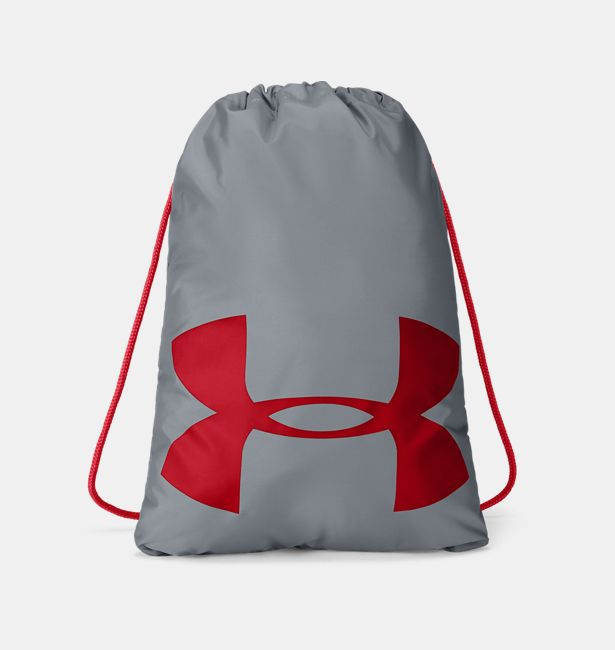 Under Armour Unisex Ozsee Elevated Reflective Sackpack Under Armour Bags 1311056