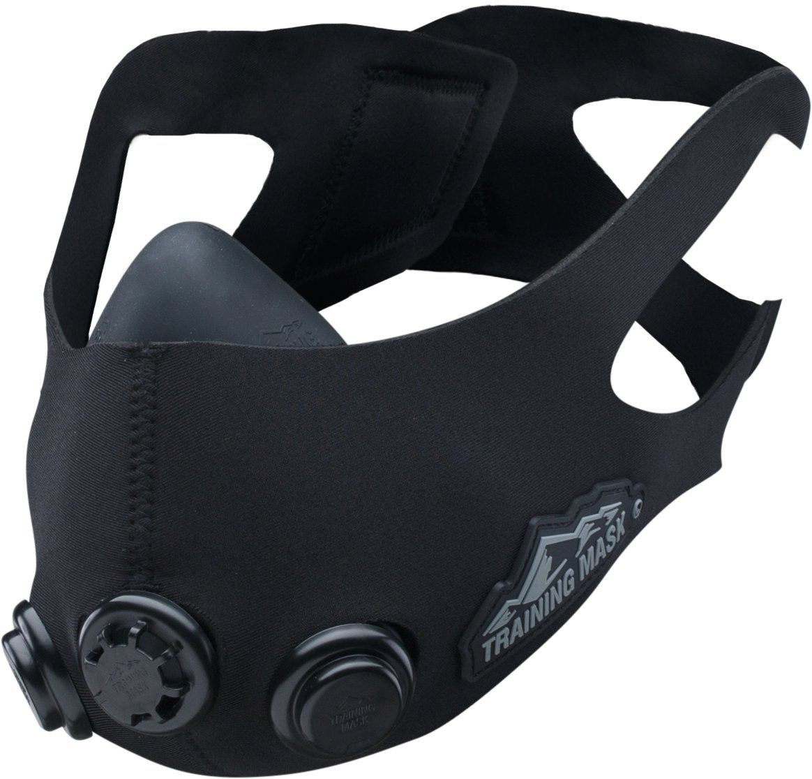 Training Mask 2.0, Black , undefined