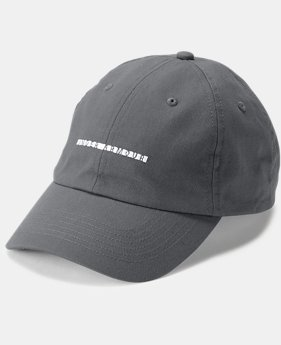 Women's UA Favorite Wordmark Cap  2  Colors Available $22