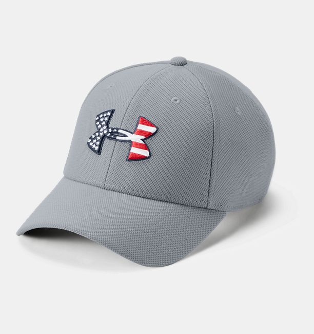 fd0494fb Men's UA Freedom Blitzing Cap