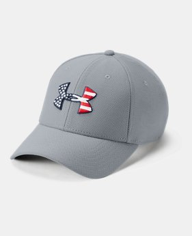 sale retailer b77d8 d6155 Men s UA Freedom Blitzing Cap 4 Colors Available  25