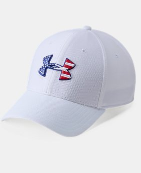 Men's UA Freedom Blitzing Cap  3  Colors Available $25