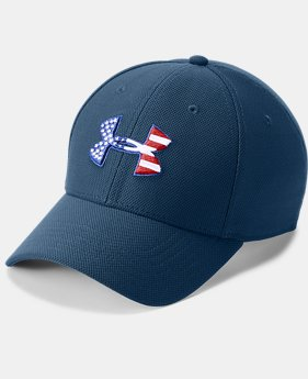 Men's UA Freedom Blitzing Cap  1  Color Available $25