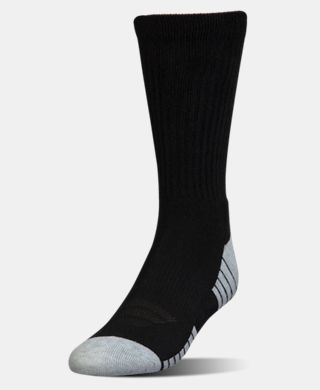 UA HeatGear® Tech Crew Socks 3-Pack