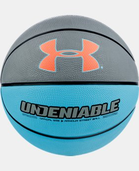 UA Undeniable Basketball  1 Color $20