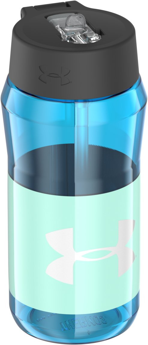 UA Eastman Tritan™ 18 oz. Straw-Top Bottle, ELECTRIC BLUE