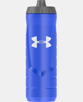 UA Sideline 32 oz. Squeeze Bottle  1  Color Available $5.99