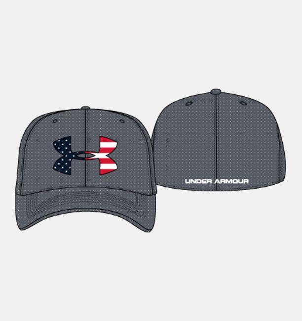 34ccea0eda8 Men s UA Big Flag Logo 2.0 Cap