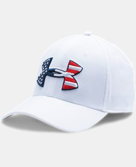 New Arrival Men's UA Big Flag Logo 2.0 Cap  1 Color $27.99