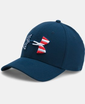 Men's UA Big Flag Logo 2.0 Cap  2  Colors Available $19.59 to $20.99