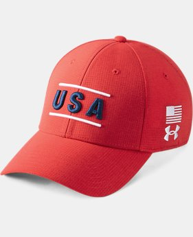 Men's UA ArmourVent™ Country Cap  1 Color $14.99