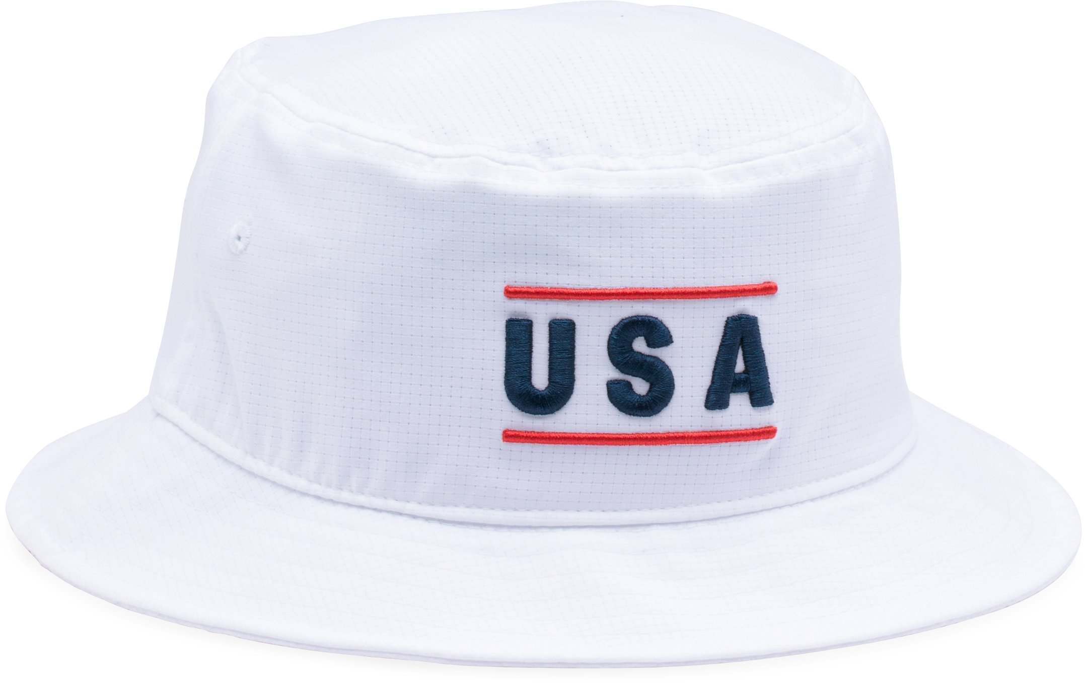 Men's UA ArmourVent™ Bucket Hat, White