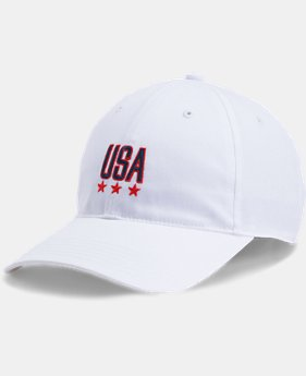 Men's UA Micro Logo Cap  1  Color Available $12.5