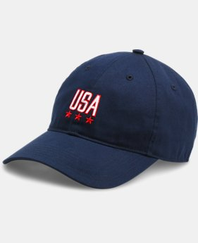 Men's UA Micro Logo Dad Cap  1  Color Available $12.5
