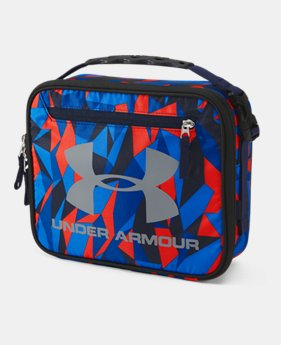 boys lunch boxes under armour us. Black Bedroom Furniture Sets. Home Design Ideas