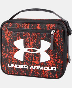 Boys' UA Lunch Box  2 Colors $28