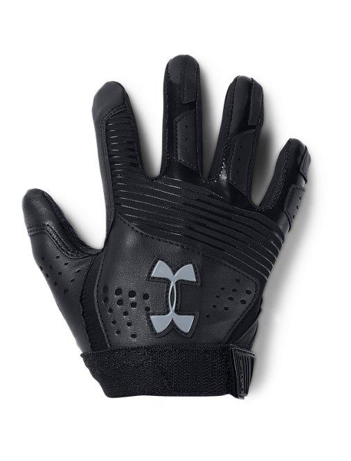 Boys T Ball Ua Clean Up Batting Gloves Under Armour Us