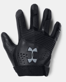 New Arrival Boys' T-Ball UA Clean Up Batting Gloves  1 Color $19.99