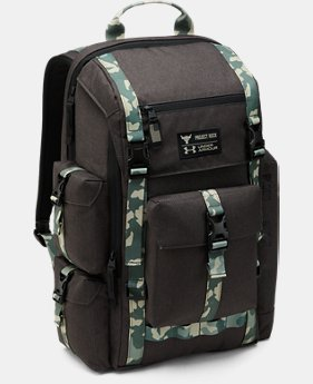 New Arrival UA x Project Rock USDNA Regiment Backpack  1 Color $134.99