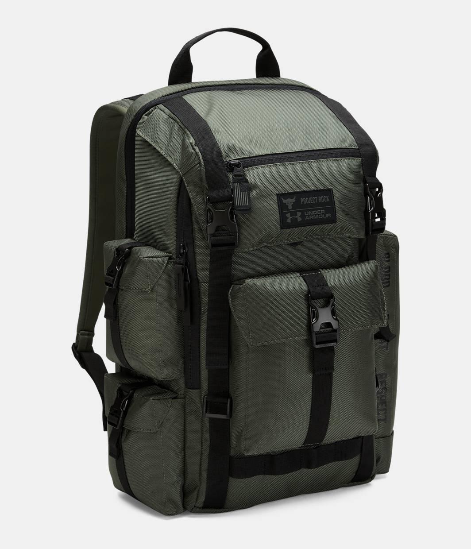 Best Seller UA X Project Rock USDNA Regiment Backpack 2 Colors 13499