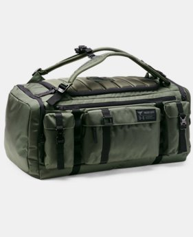 Best Seller UA x Project Rock USDNA Range Duffle  1 Color $159.99