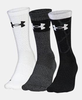 b8ec4342d39c Men s UA Phenom SC30 2.0 Crew Socks 2 Colors Available  22