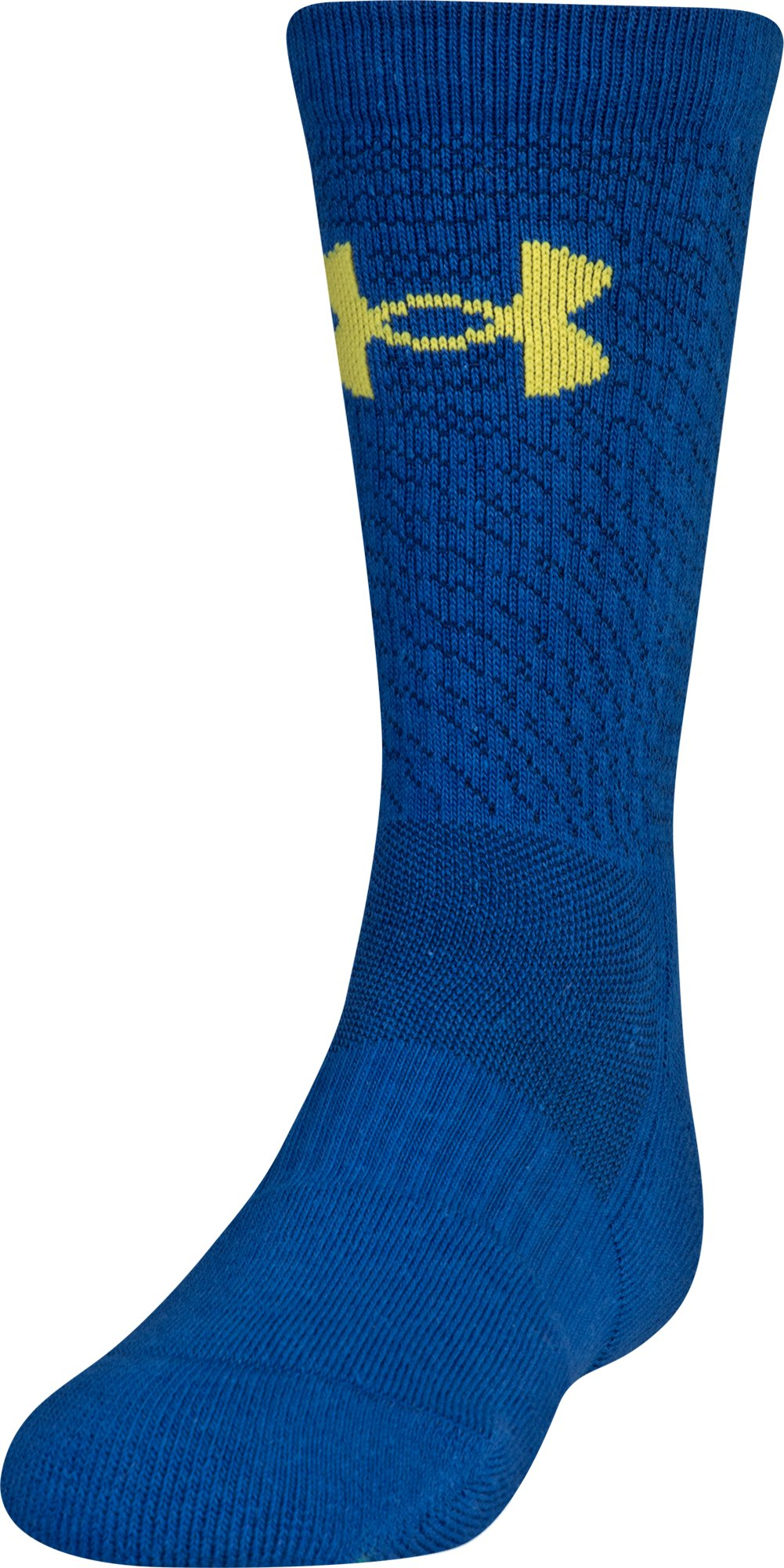 Boys SC30 Phenom 2.0 Crew Socks 3-Pack, Taxi,