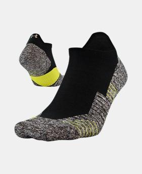 1ae1e483bfe UA Run Cushion No Show Tab Running Socks 1 Color Available $13