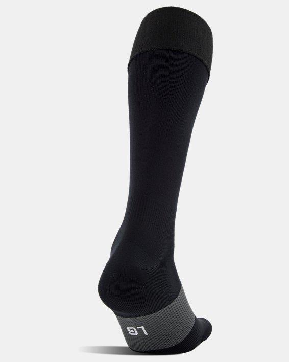 Adult UA Soccer Over-The-Calf Socks, Black, pdpMainDesktop image number 1
