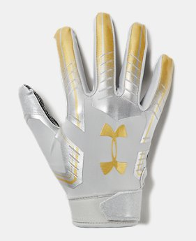 buy online d1523 4aad1 womens maroon and gold football gloves ... 6625fa874c