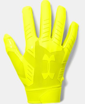 Men's UA F6 LE Football Gloves  1  Color Available $40