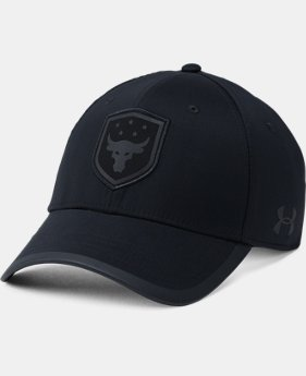 Best Seller  Men's UA x Project Rock Threadborne Training Cap  1 Color $39.99