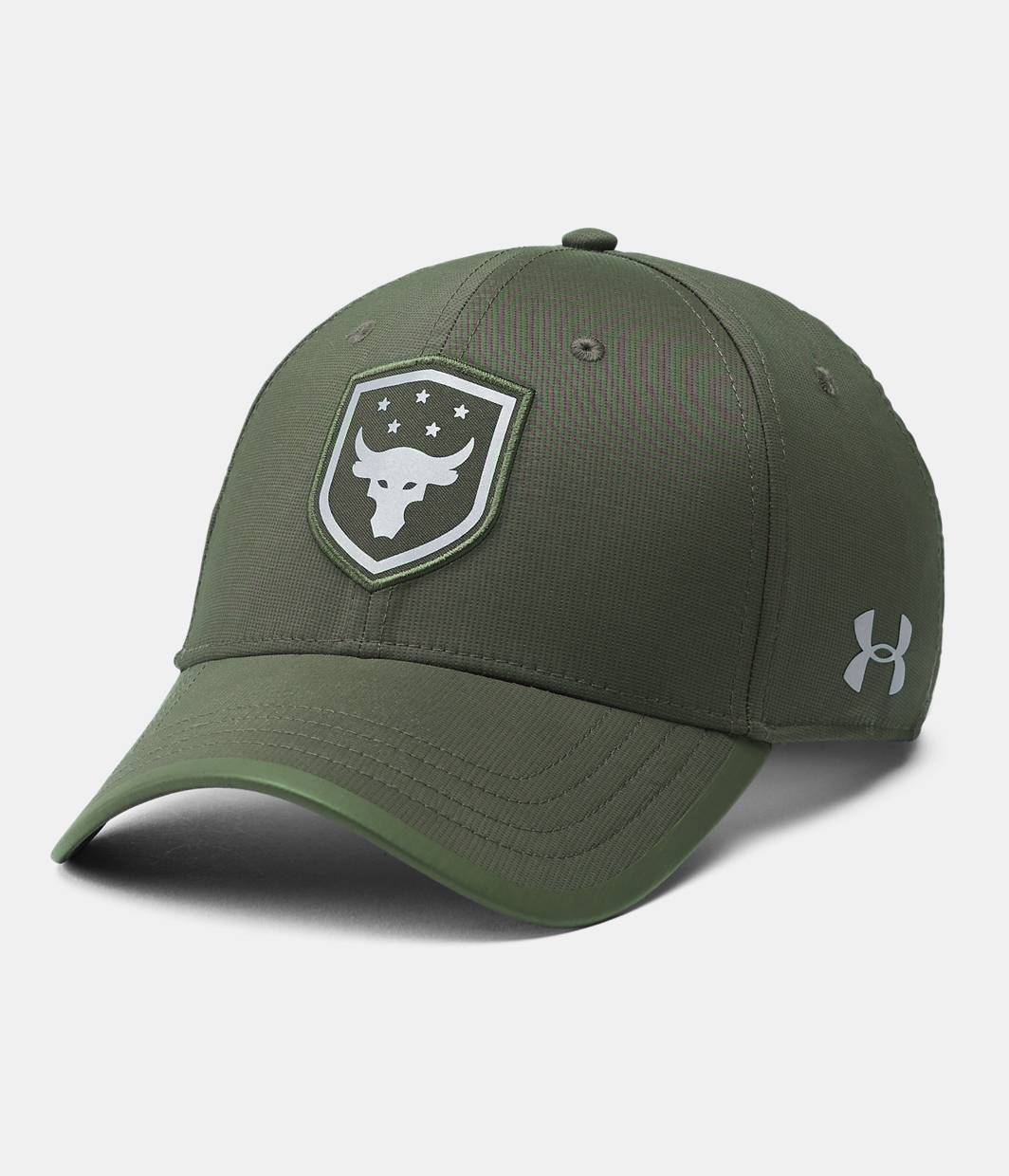 Men S Ua X Project Rock Threadborne Training Cap Under