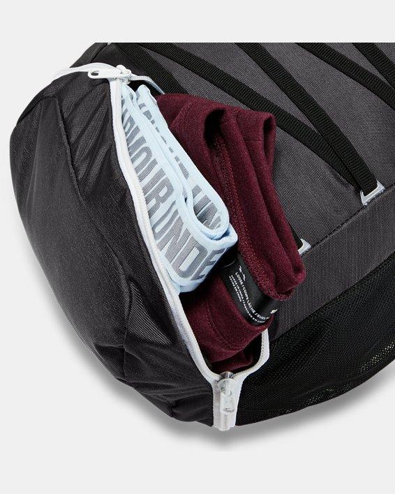Women's UA Imprint Backpack, Gray, pdpMainDesktop image number 4