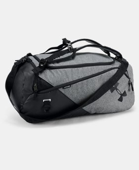 Men's UA Contain 4.0 Backpack Duffle  3  Colors Available $60