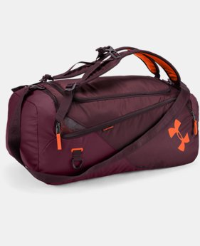 Men's UA Contain 4.0 Backpack Duffle  1  Color Available $71.99