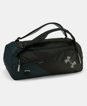 Men's UA Contain Duo 2.0 Backpack Duffle  1  Color Available $41.25