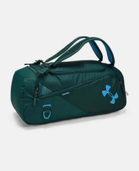 a49660610a1 New to Outlet Men's UA Contain Duo 2.0 Backpack Duffle 1 Color Available  $41.99