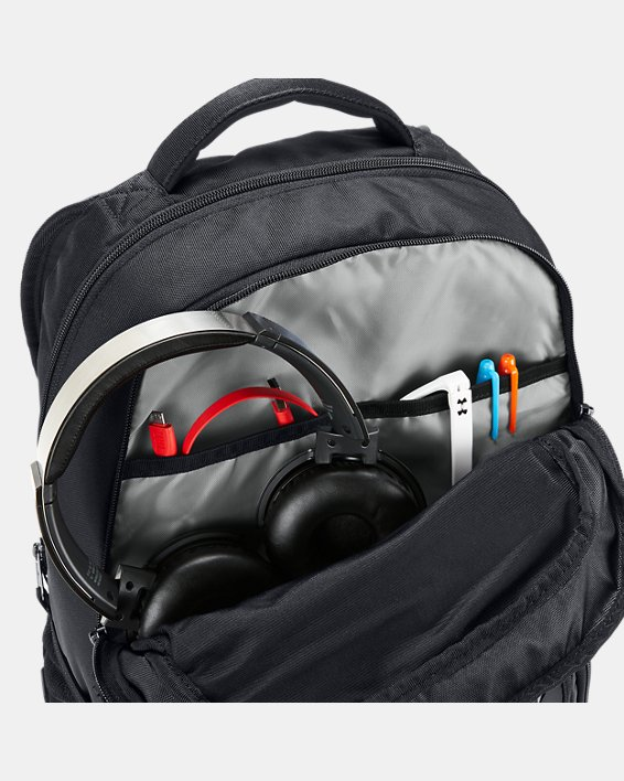 Men's UA Gameday Backpack, Black, pdpMainDesktop image number 2