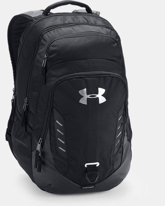 Men's UA Gameday Backpack, Black, pdpMainDesktop image number 0